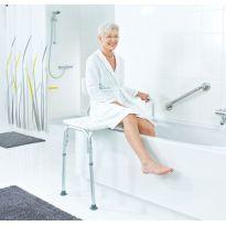 Стул для ванны широкий - BS Bench (с увеличенными ножками)