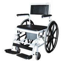 Кресло-коляска с туалетным устройством 5019W24