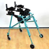 Ходунки на  колесах для детей с дцп с подлокотной опорой HMP-KA 3200