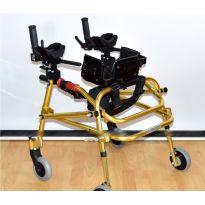 Ходунки на колесах для детей с дцп с подлокотной опорой HMP-KA 1200