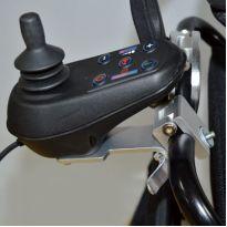 Крепление джостика для управления коляской сопровождающим лицом, для коляски LK36B