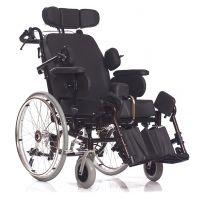 Пассивная инвалидная кресло-коляска  Delux 570
