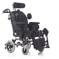 Пассивная инвалидная кресло-коляска  Delux 570S