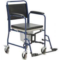Кресло-каталка с туалетным устройством Ortonica TU-34 (до 130 кг)