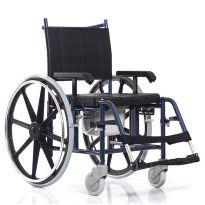 Инвалидная коляска с туалетным устройством Ortonica TU 89 (до 130 кг)