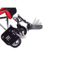 Опоры для стопы для коляски Convaid Cruiser CX, EZ Rider и EZ Convertible