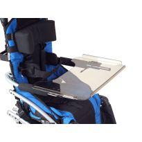 Прозрачный столик для коляски Convaid Cruiser CX и EZ Rider