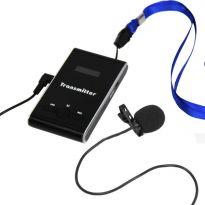 Передатчик для FM-системы «Радиокласс VERT-FM», с петличным микрофоном