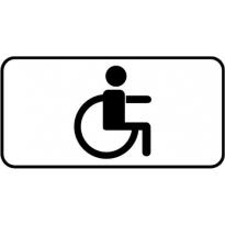 Дорожный знак 8.17 «Инвалид»