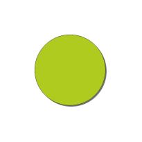 Контурный круг 200 светонакопительный