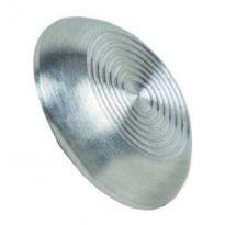 Алюминиевый тактильный индикатор КТ 07 (AL) l-0. 25 x 25 x 5мм