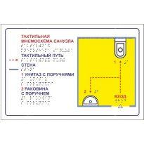 Стандартная мнемосхема 321х411
