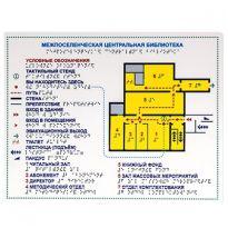 Стандартная мнемосхема 470Х610