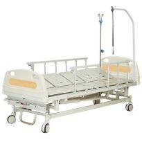 4-х секционная медицинская функциональная кровать FE-4 с функцией переворота