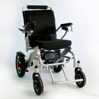 Электрическая инвалидная коляска Мега-Оптим FS128 LK36B2 (складная)