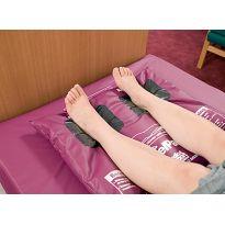 Гелевая подушка для ног (подкладка под пятки) Invacare Softform Heelpad