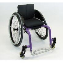 Инвалидная коляска активного типа, для детей и подростков HOGGI SUPRA