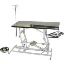 Стол ветеринарный хирургический с электроприводом СВУ-1 10121