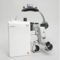 Комплект оборудования Heine Осветитель с лупами с защитным щитком S-Guard HR 2.5х/420мм  J-008.31.441