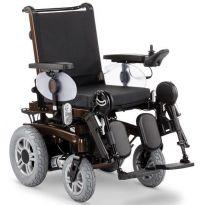 Электрическая инвалидная коляска Meyra iChair MC2 (подъемник сиденья, есть освещение)