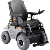 Электрическая инвалидная коляска Meyra Optimus 2 (лидер продаж в мире, есть освещение)