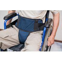 Пояс для инвалидных кресел с паховой вставкой