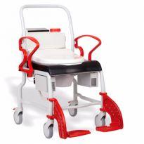Кресло-туалет с подогревом и встроенным биде -Rebotec Дубай