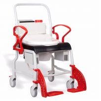 Кресло-туалет Rebotec Дубай (биде, подогрев, до 150 кг)