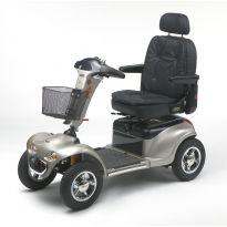Электрическая инвалидная кресло-коляска (скутер) Vermeiren Mercurius 4