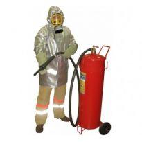 Плащ металлизированный комплекта защитной экипировки пожарного-добровольца (КЗЭПД) «ШАНС»-Д