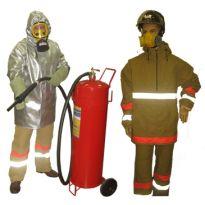 Комплект защитной экипировки пожарного-добровольца (КЗЭП-Д) «ШАНС»-Д