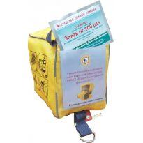 Самоспасатель УФМС «ШАНС»-Е с противоожоговой салфеткой (детская или взрослая полумаска)