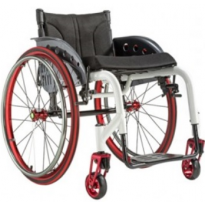 Кресло-коляска активного типа Titan Comfort  LY-710-113 с принадлежностями