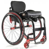 Активная инвалидная коляска Titan Sopur Helium LY-710 (от 6 кг)