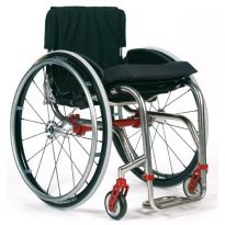 Кресло-коляска активного типа Titan TR TiLite LY-710-800015 с жесткой рамой