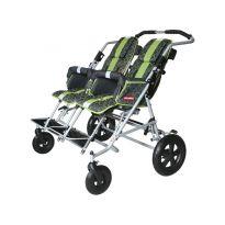 Кресло-коляска детская TOM 4 Xcountry DUO для двойни LY-170-TOM-4-Xcountry-DUO