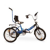 Велосипед-тренажер для подростков с ДЦП 20