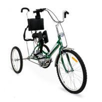 Велосипед-тренажер для взрослых с ДЦП 24