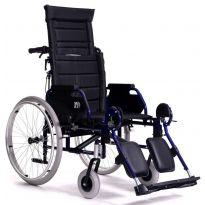 Кресло-коляска инвалидное механическое Vermeiren Eclips X4 + 90°