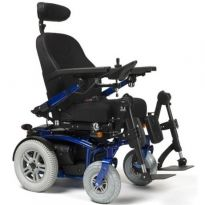 Электрическая инвалидная коляска Vermeiren Forest 3 (есть освещение)
