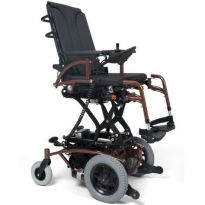Электрическая инвалидная коляска Vermeiren Navix Lift (подъемник сиденья, есть освещение)
