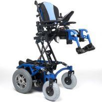 Детская электрическая инвалидная коляска Vermeiren Springer Kids (подъемник сиденья)