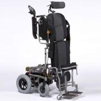 Электрическая инвалидная коляска Vermeiren Squod SU (вертикализатор, есть освещение)