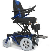 Электрическая инвалидная коляска Vermeiren Timix Lift (подъемник сиденья, есть освещение)