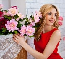 Милые дамы, ✽ ✾ ✿ с 8 Марта – праздником весны, красоты и тепла!
