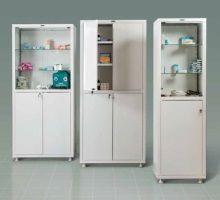 Новинка: Медицинские шкафы для учреждений
