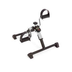 Велотренажер для рук и ног 24398/P/R с шагомером