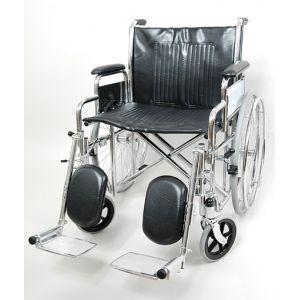 Кресло-коляска, широкая  3022C0304S (Barry HD4)