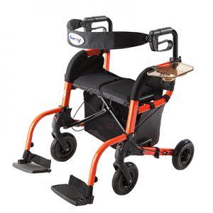 Кресло-каталка с возможностями ролятора 5019C0102SFR