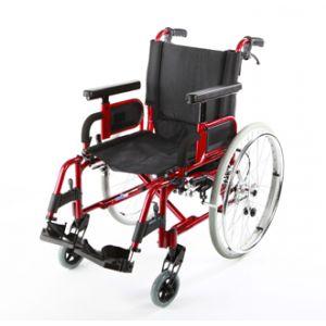 Кресло-коляска облегченная  7018A0603PU/J